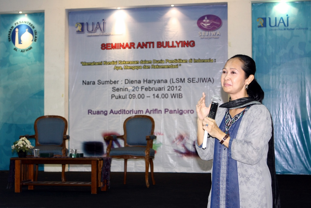 Seminar Anti Bullying